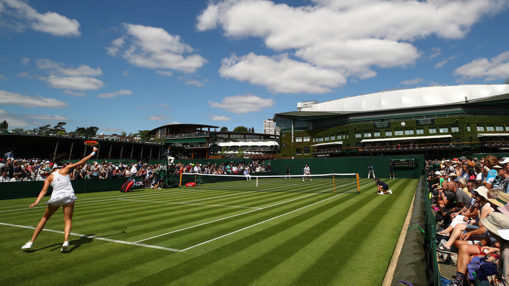 Wimbledon Barthel Und Friedsam In Runde Eins Ausgeschieden