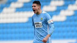 Daniel Frahn wurde vom Chemnitzer FC entlassen