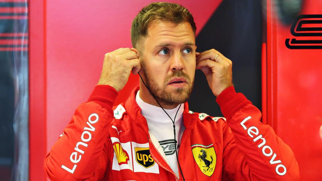 Sebastian Vettel lobt Mattia Binotto dafür, wie er mit der aktuellen Situation umgeht