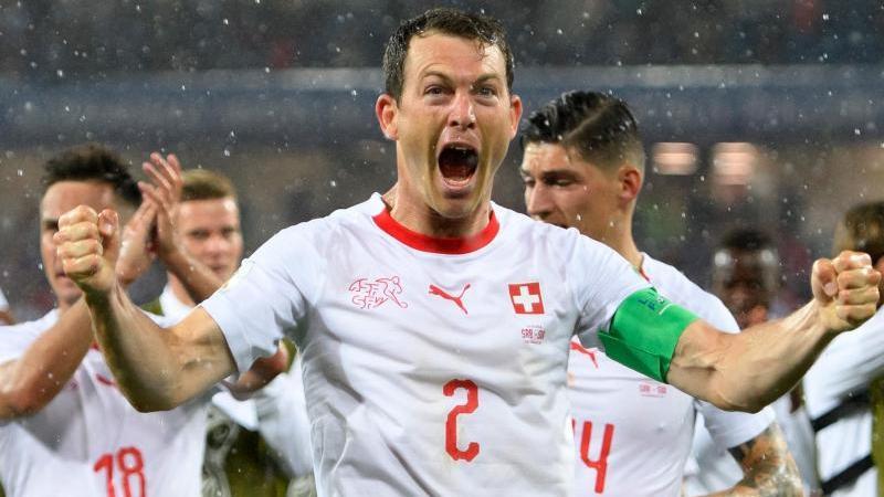 Hat große Erfahrung im europäischen Fußball: Der Schweizer Stephan Lichtsteiner