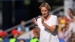 Martina Voss-Tecklenburg ist seit November 2018 DFB-Trainerin