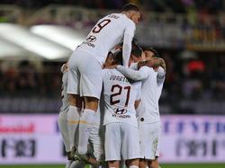La Roma es cuarta y sigue soñando con el título.