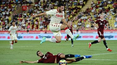 Die AS Monaco ist eine Runde weiter