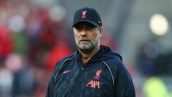 Jürgen Klopp ist Teammanager beim FC Liverpool
