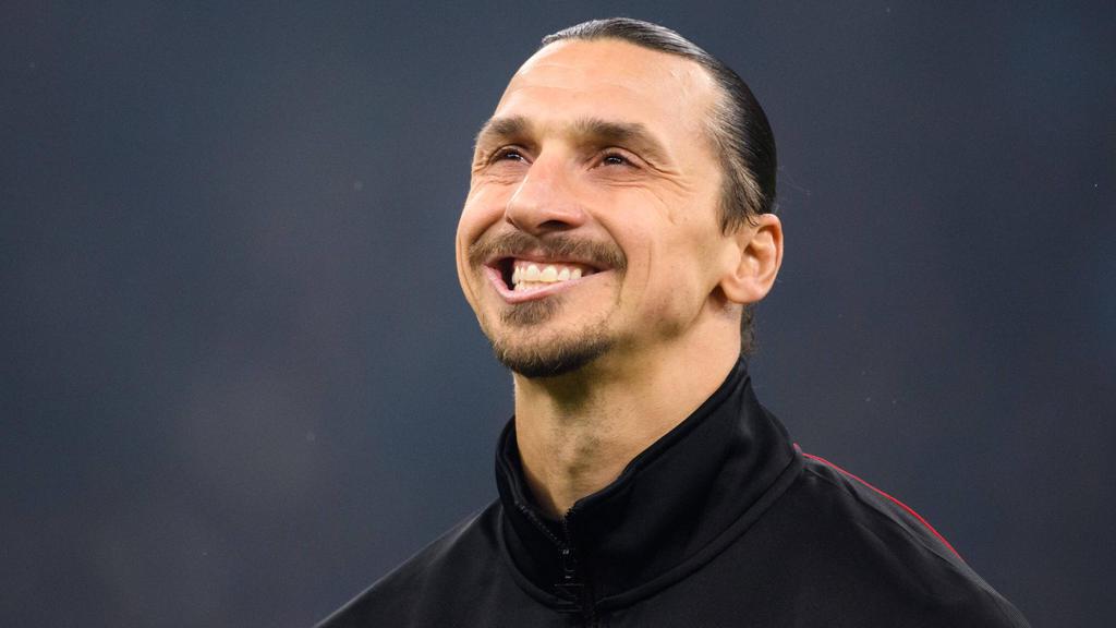 Zlatan Ibrahimovic verhinderte wohl einen Amoo-Wechsel zum FC Bayern