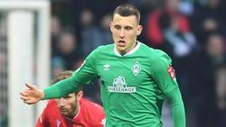 Hält Werder Bremen für fitter als vor der Zwangspause: Maximilian Eggestein