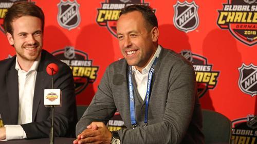 Sturm hat Verständnis für den Restart der NHL