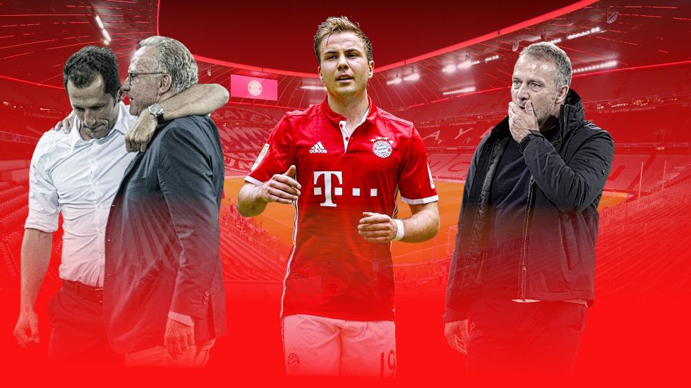 Nach dem BVB-Aus beim FC Bayern im Gespräch: Mario Götze