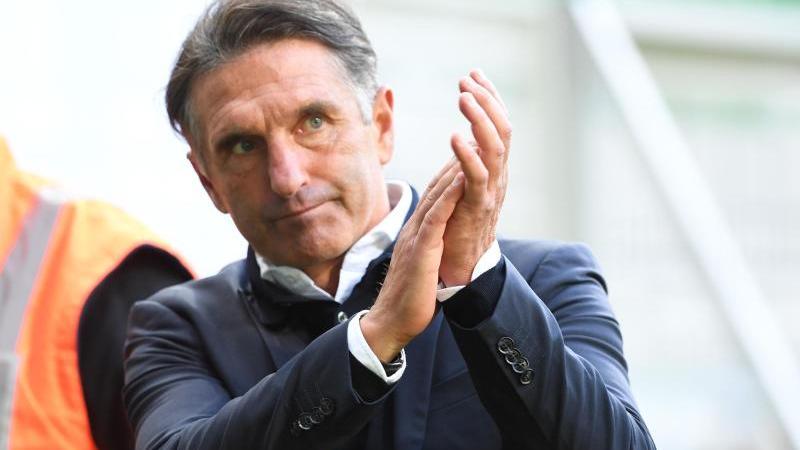Sieht Hertha BSC gegen den FC Bayern nicht chancenlos: Bruno Labbadia