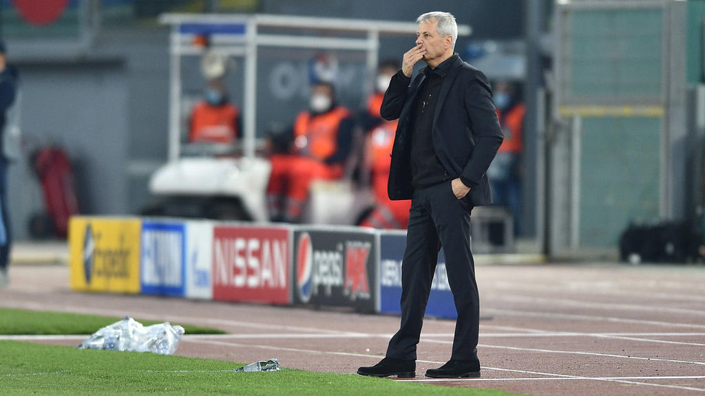 Lucien Favre steht beim BVB erneut in der Kritik
