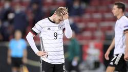 Beim DFB-Team lief bei Weitem nicht alles nach Plan