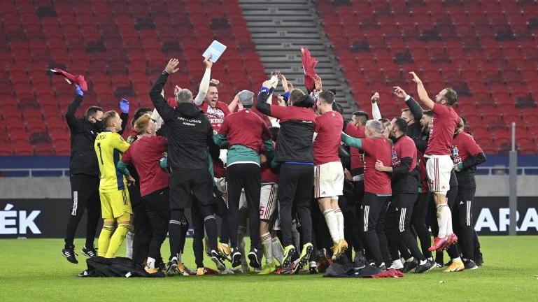 Ungarn hat sich für die EURO 2021 qualifiziert