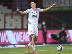 Raphael Holzhauser trifft, trifft und trifft in der belgischen Liga
