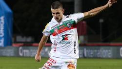 Eintracht Frankfurt diskutiert über eine vorzeitige Rückkehr von Dejan Joveljic