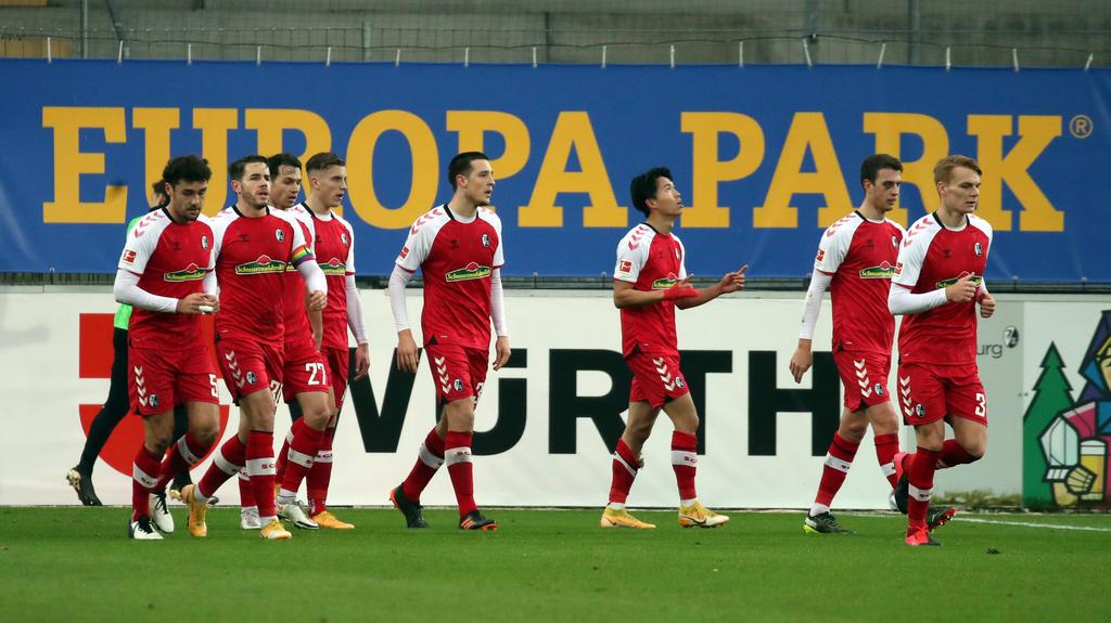 Der SC Freiburg entschied das Duell mit dem VfB Stuttgart für sich