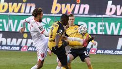 Dynamo Dresden in der 3. Liga weiter auf Kurs