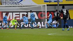 Der VfL Bochum musste sich dem SC Paderborn geschlagen geben