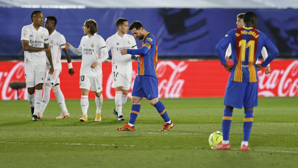 Barca verliert im Clásico, Real jubelt