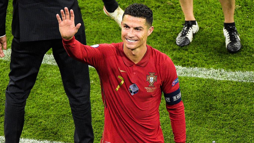 Cristiano Ronaldo traf erneut für seine Portugiesen doppelt