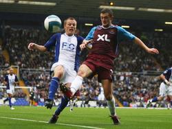 Zweikampf in der Premier League