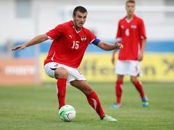 Die österreichische U17-Nationalmannschaft trennte sich am 5. September 1:1 gegen Asienmeister Usbekistan. Das Ausgleichstor erzielte David Domej.