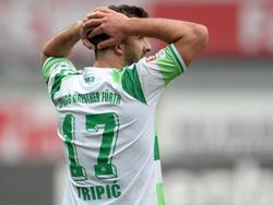 Tripić ist frustriert