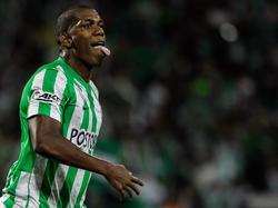 Orlando Berrío se puso a la cabeza de la tabla de goleadores (3 goles). (Foto: Imago)