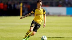 Wechselt Julian Weigl vom BVB zum FC Barcelona?
