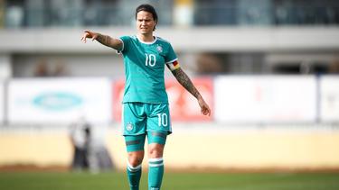 Dzenifer Marozsán kann Weltfußballerin werden