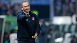 Trainer Frank Schmidt hat seinen Vertrag beim 1. FCHeidenheim vorzeitig verlängert