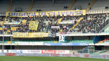 Chievo Verona wurde für Bilanzfälschung betraft