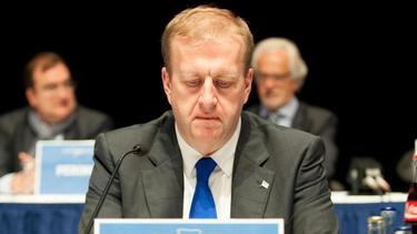 Ingo Schiller ist Finanz-Geschäftsführer von Hertha BSC