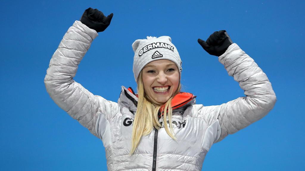 Katharina Althaus siegt in Lillehammer
