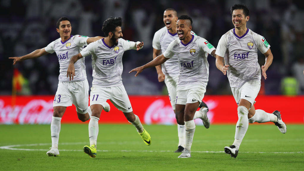 Der FC Al Ain steht sensationell im Finale der Klub-WM