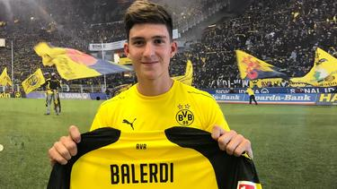 Leonardo Balerdi wechselt zum BVB