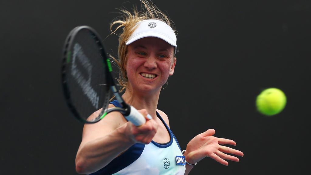 Mona Barthel verlor ihr Fed-Cup-Doppel an der Seite von Anna-Lena Grönefeld
