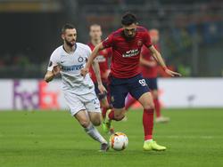 Ivan gegen Brozovic