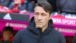 Niko Kovac war mit der Leistung seiner Mannschaft zufrieden