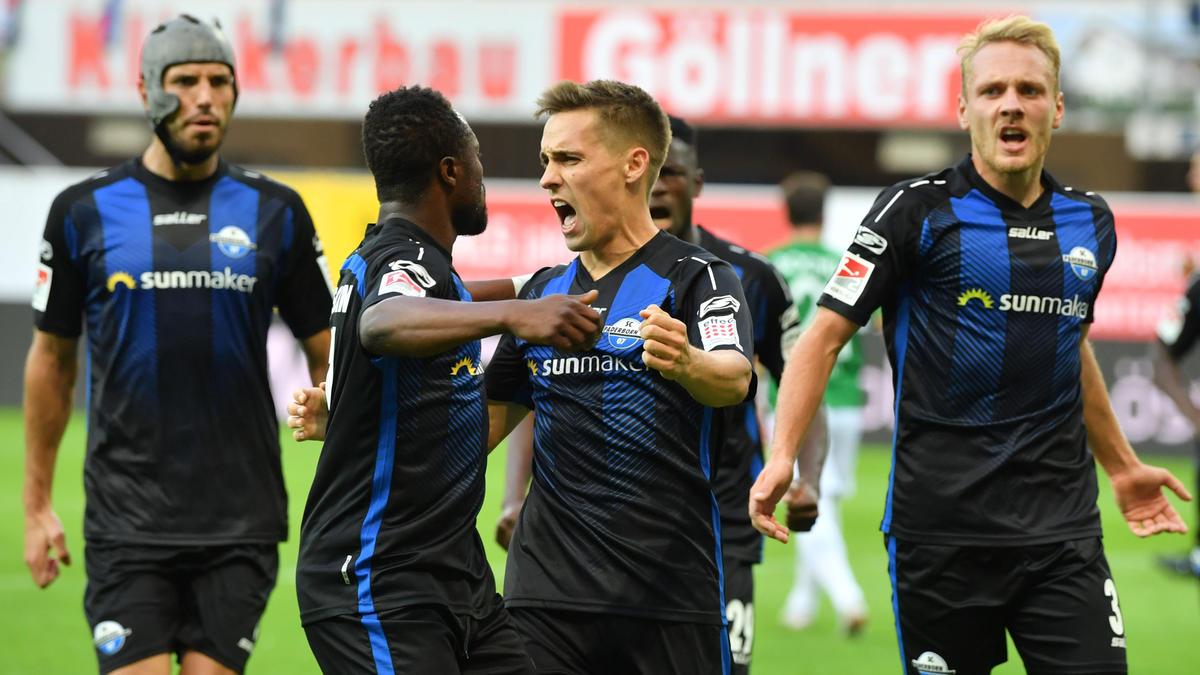 Der SC Paderborn nimmt Kurs auf die Bundesliga