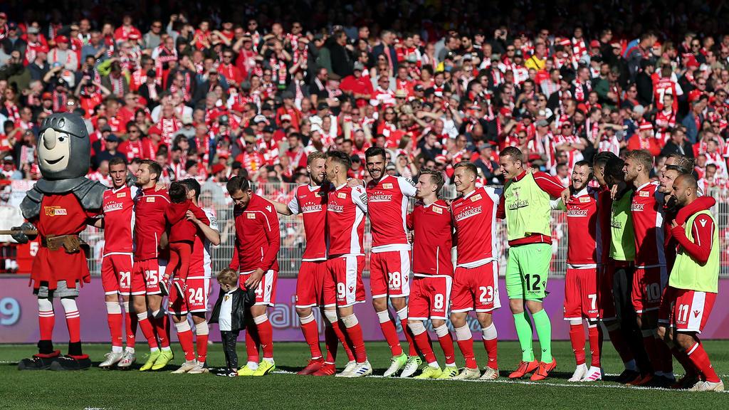 Union Berlin trifft auf den VfB Stuttgart