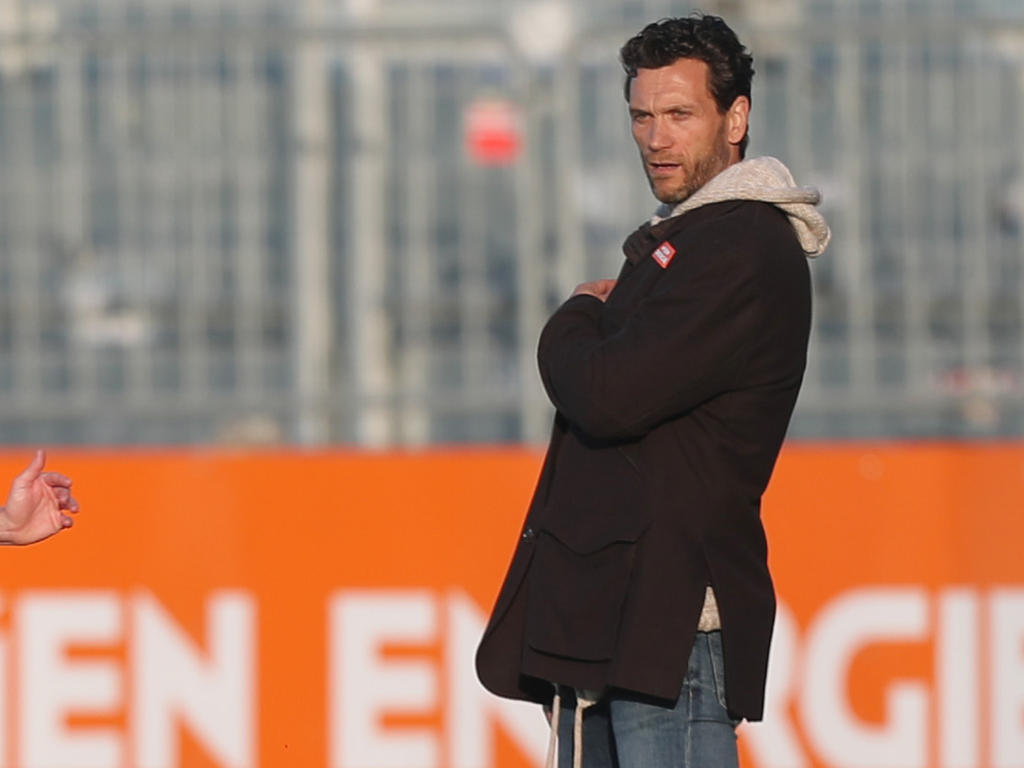Mario Handl erhält das Vertrauen des Vereins