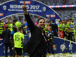 David Wagner führte sein Team in die Premier League