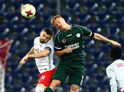 Salzburg gegen Konyaspor