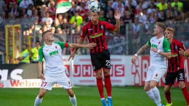 Der FC Augsburg holte beim SC Freiburg einen Punkt