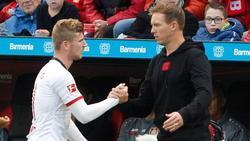 Timo Werner steckt bei RB Leipzig im Formtief