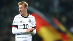 BVB-Star Julian Brandt fährt mit der Nationalmannschaft zur EM