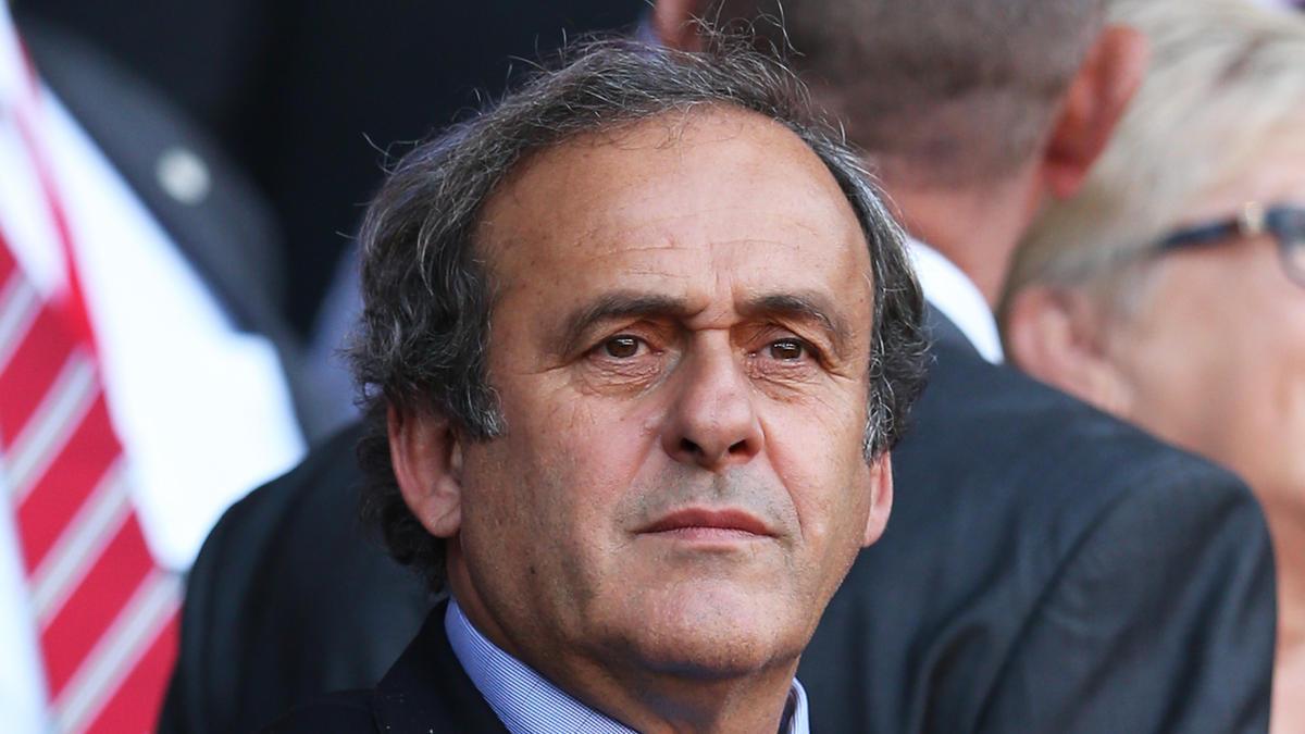 Erhält Unterstützung von Frankreichs Präsident Macron: Michel Platini