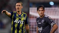 Max Kruse (l.) und Roque Santa Cruz spielten einst in der Bundesliga