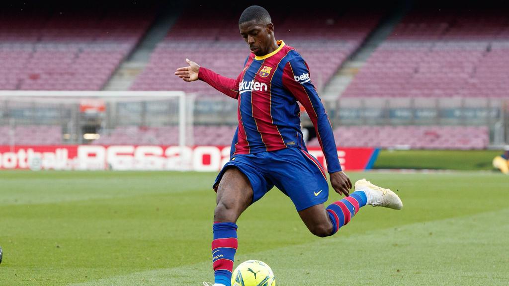 Ousmane Dembélé spielte von 2016 bis 2017 beim BVB