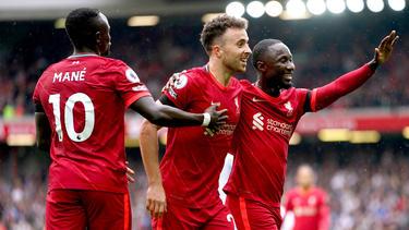Zweiter Premier-League-Sieg für den FC Liverpool